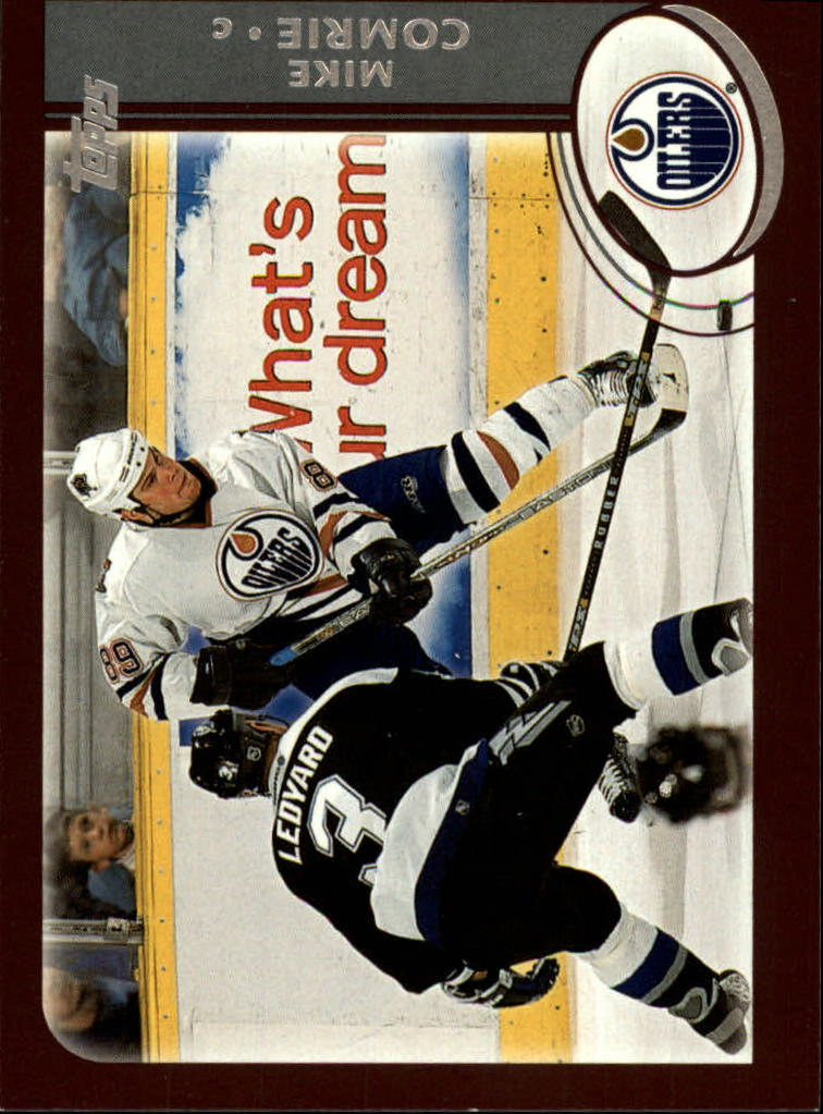 2002-03 Topps #22 Mike Comrie