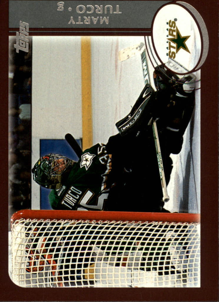 2002-03 Topps #85 Marty Turco