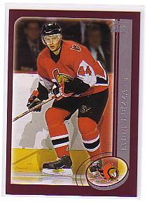 2002-03 Topps #335 Jason Spezza RC