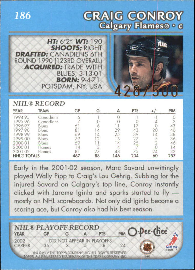 2002-03-O-Pee-Chee-OPC-Blue-Parallel-Hockey-Cards-Pick-From-List thumbnail 7