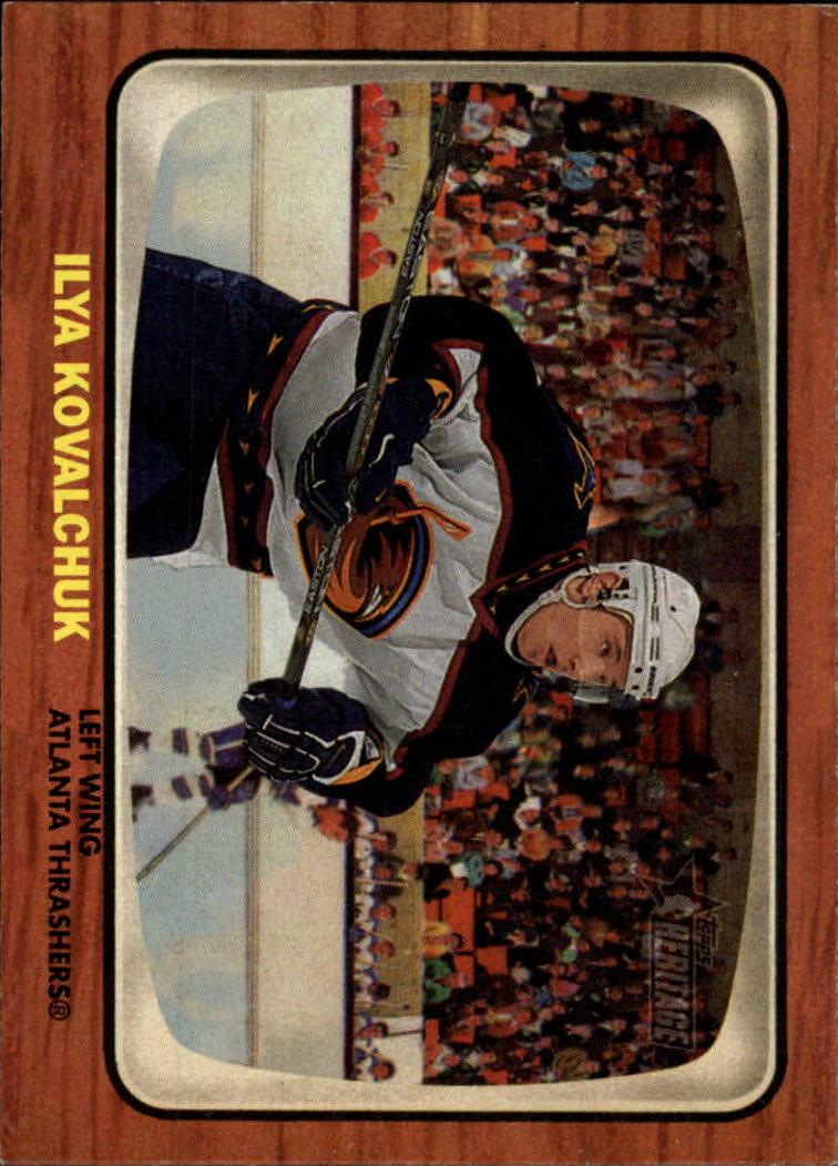 2002-03 Topps Heritage #79 Ilya Kovalchuk
