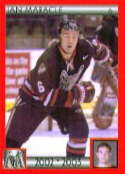2002-03 Mississauga Ice Dogs #3 Ian Maracle