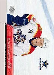 2003 Upper Deck All-Star Promos #S5 Jay Bouwmeester AU
