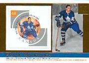 2003 Canada Post #19 Frank Mahovlich