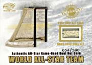 2003 Pacific All-Star Game-Used Goal Net Cards #2 World All-Star Team