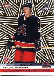 2003 Pacific Calder Contenders NHL Entry Draft #6 Rick Nash