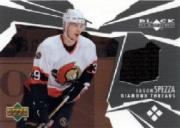 2003-04 Black Diamond Threads #DTJS Jason Spezza