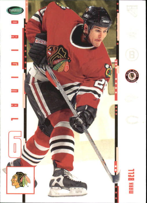2003-04 Parkhurst Original Six Chicago #2 Mark Bell
