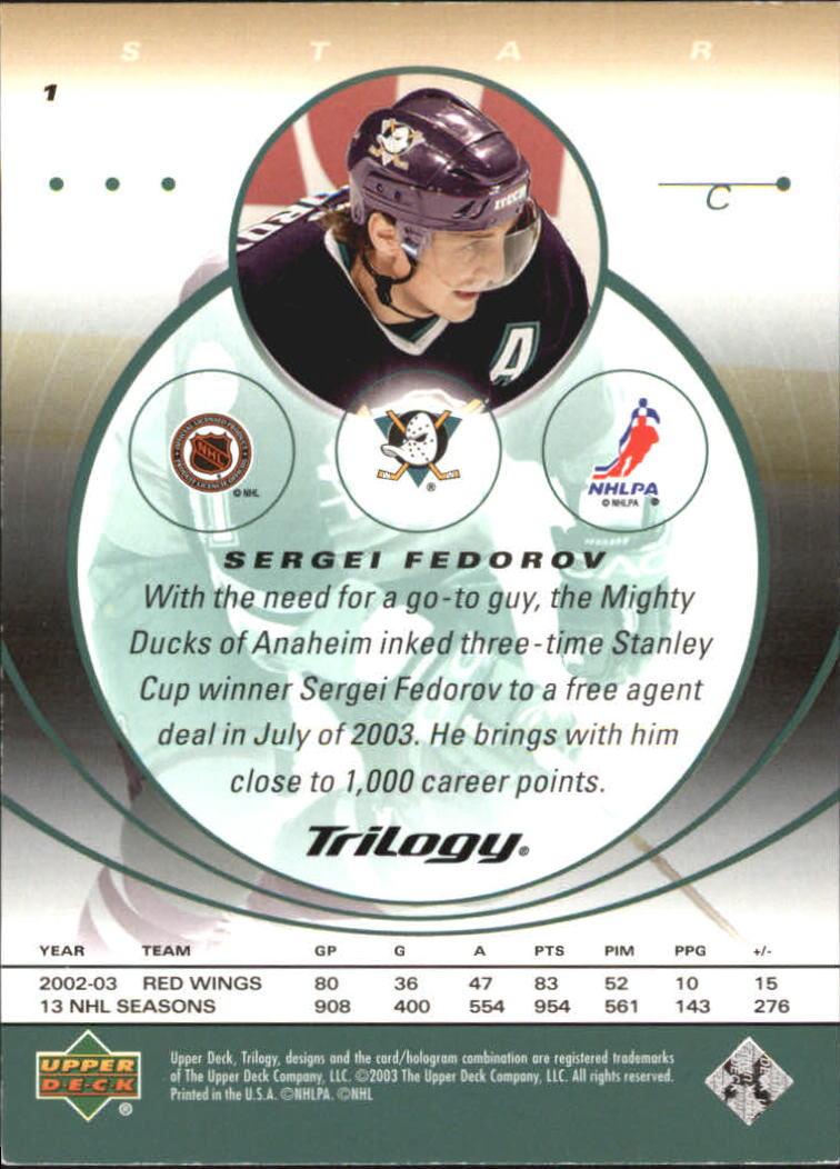 2003-04-Upper-Deck-Trilogy-Hockey-Cards-Pick-From-List thumbnail 3