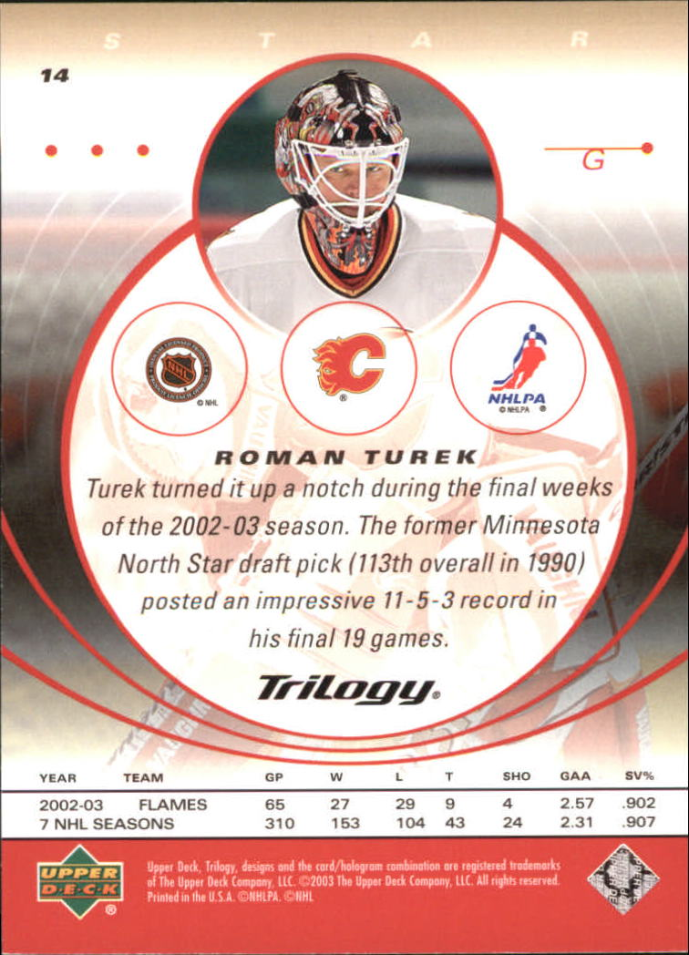 2003-04-Upper-Deck-Trilogy-Hockey-Cards-Pick-From-List thumbnail 23