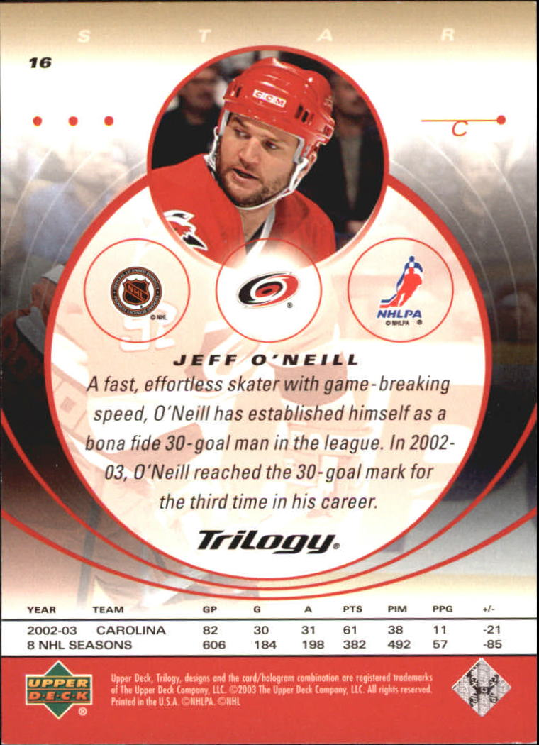 2003-04-Upper-Deck-Trilogy-Hockey-Cards-Pick-From-List thumbnail 27