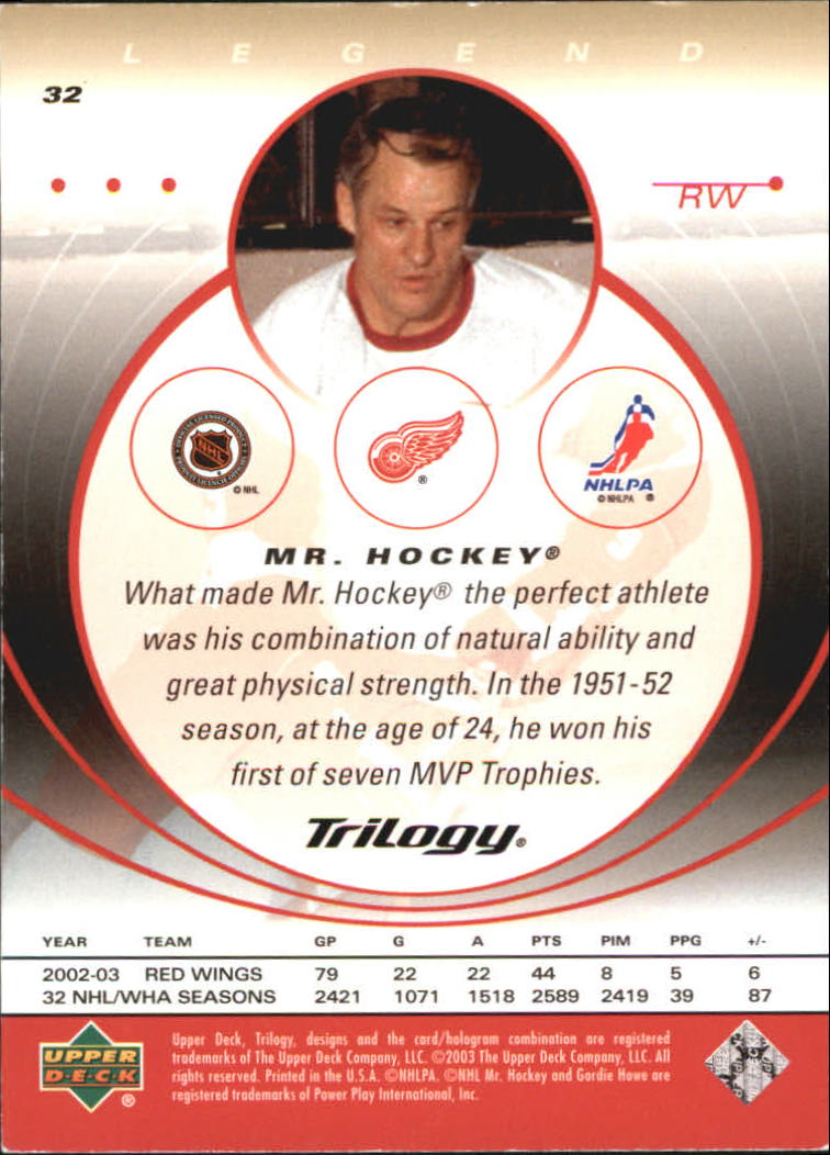 2003-04-Upper-Deck-Trilogy-Hockey-Cards-Pick-From-List thumbnail 51