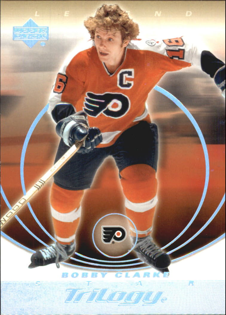 2003-04 Upper Deck Trilogy #73 Bobby Clarke
