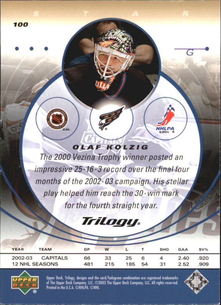 2003-04-Upper-Deck-Trilogy-Hockey-Cards-Pick-From-List thumbnail 153