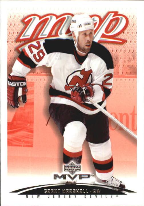2003-04 Upper Deck MVP #255 Grant Marshall