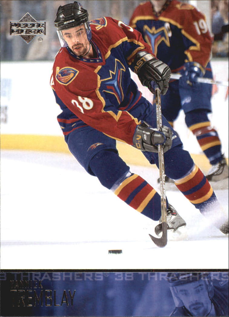 2003-04 Upper Deck #11 Yannick Tremblay
