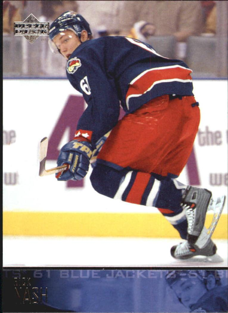 2003-04 Upper Deck #55 Rick Nash