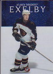 2003-04 Topps Pristine #146 Garnet Exelby C