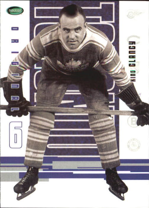 2003-04 Parkhurst Original Six Toronto #59 King Clancy