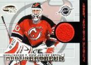 2003-04 Pacific Invincible Jerseys #18 Martin Brodeur
