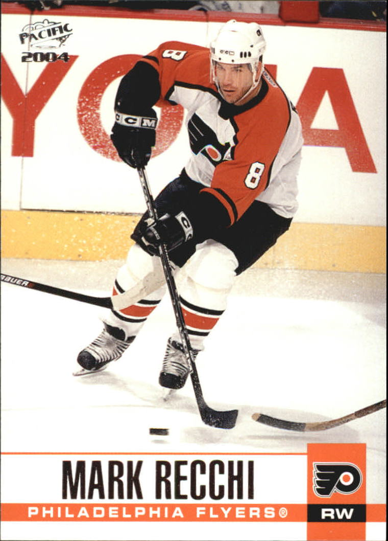 2003-04 Pacific #256 Mark Recchi