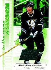 2003-04 ITG Action Jerseys #M125 Stanislav Chistov