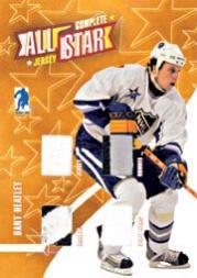 2003-04 BAP Memorabilia All-Star Complete Jerseys #ASCJ4 Dany Heatley