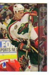 2003-04 BAP Memorabilia #194 Brent Burns RC