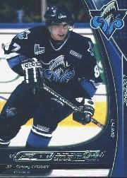 2003-04 Rimouski Oceanic #7 Sidney Crosby
