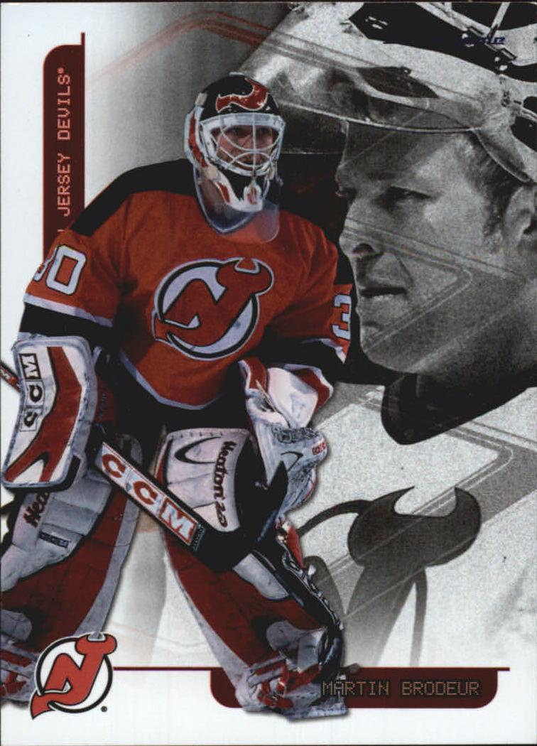 2003 04 Devils Itg Toronto Star Foil 29 Martin Brodeur Ebay