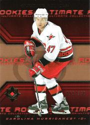 2004-05 Ultimate Collection #43 Brad Fast RC