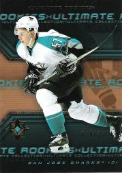 2004-05 Ultimate Collection #48 Marcel Goc RC