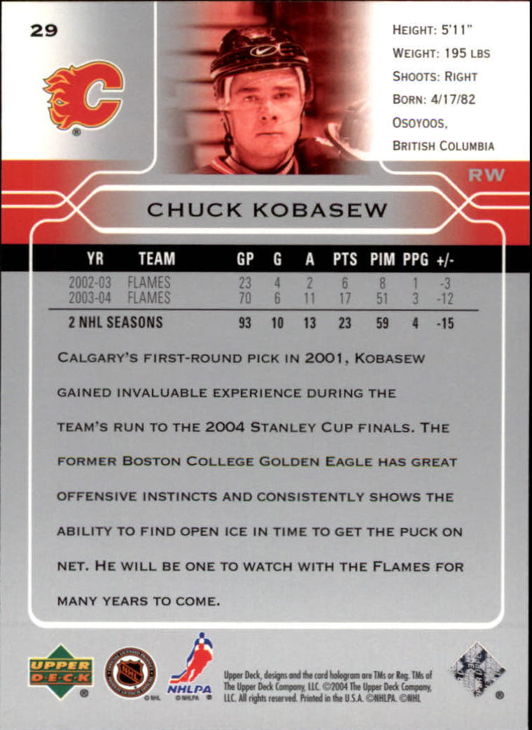 2004-05-Upper-Deck-Hockey-Cards-Pick-From-List thumbnail 55