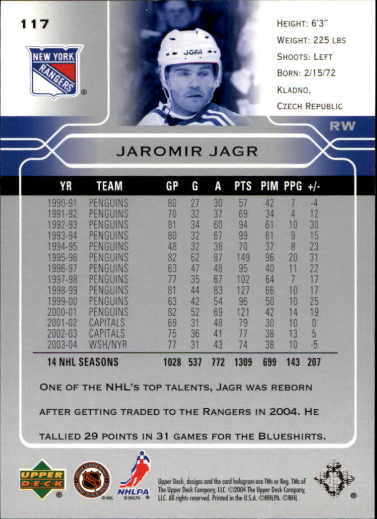 2004-05-Upper-Deck-Hockey-Cards-Pick-From-List thumbnail 217