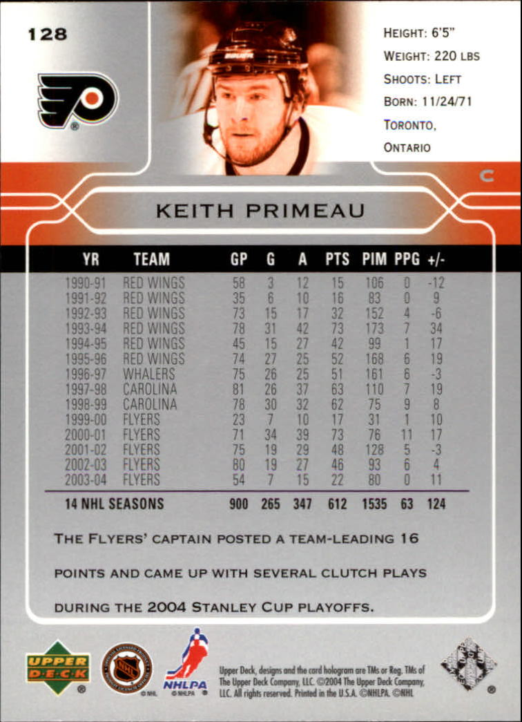2004-05-Upper-Deck-Hockey-Cards-Pick-From-List thumbnail 237