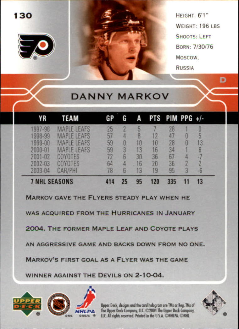 2004-05-Upper-Deck-Hockey-Cards-Pick-From-List thumbnail 241