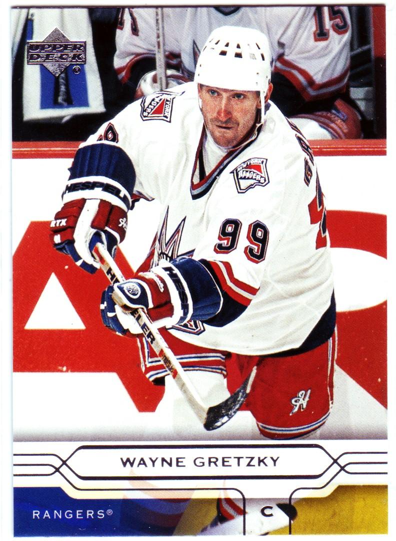 2004-05 Upper Deck #179 Wayne Gretzky CL