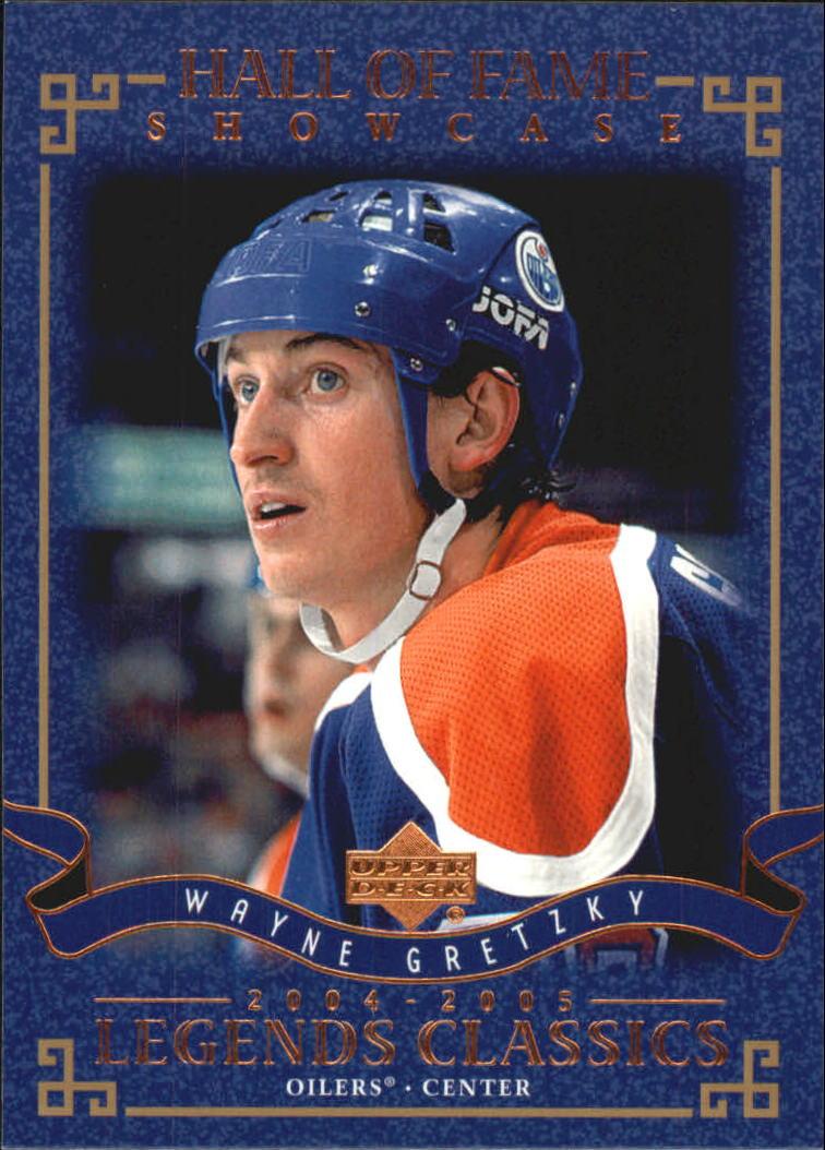 2004-05 UD Legends Classics #82 Wayne Gretzky