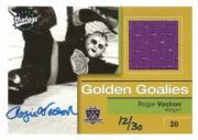 2004-05 UD Legendary Signatures Buybacks #179 R.Vachon Vin Jsy/30