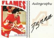 2004-05 ITG Franchises US East Autographs #ABMM Bob MacMillan