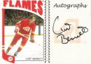 2004-05 ITG Franchises US East Autographs #ACBN Curt Bennett