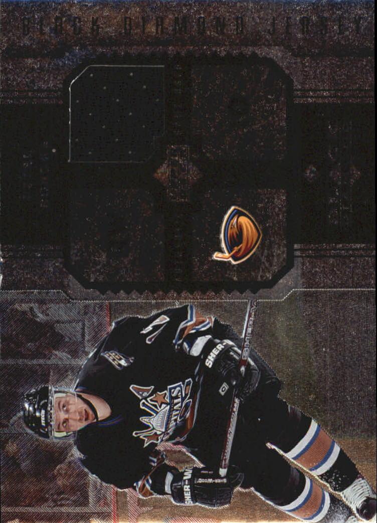 2005-06 Black Diamond Jerseys #JPE Peter Bondra