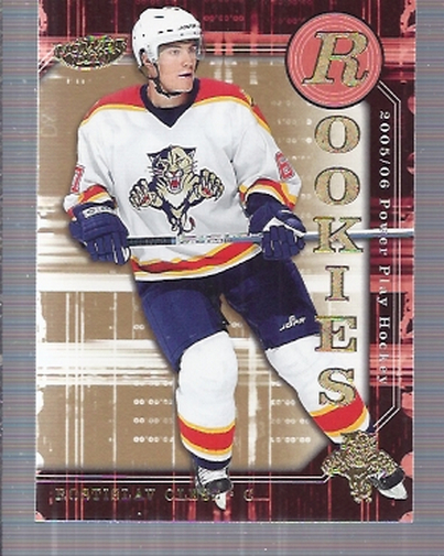 2005-06 Upper Deck Power Play #167 Rostislav Olesz RC