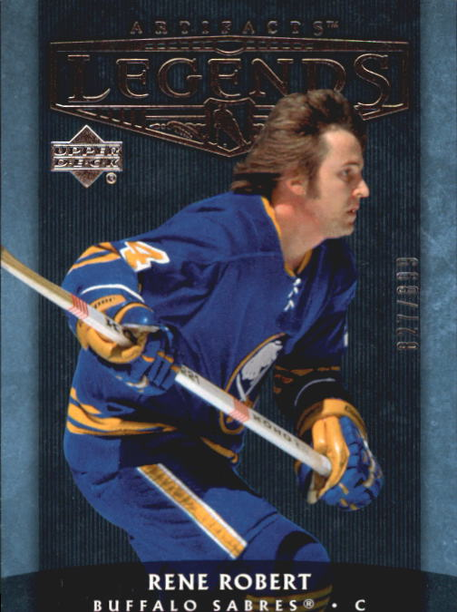2005-06 Artifacts #144 Rene Robert AL