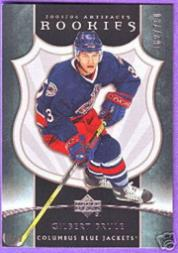 2005-06 Artifacts #209 Gilbert Brule RC