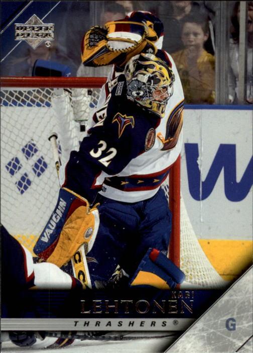 2005-06 Upper Deck #9 Kari Lehtonen