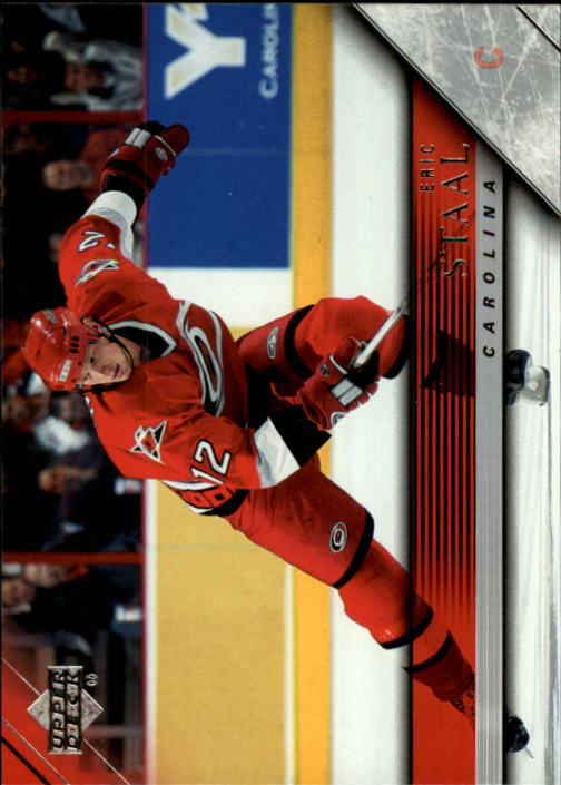 2005-06 Upper Deck #280 Eric Staal