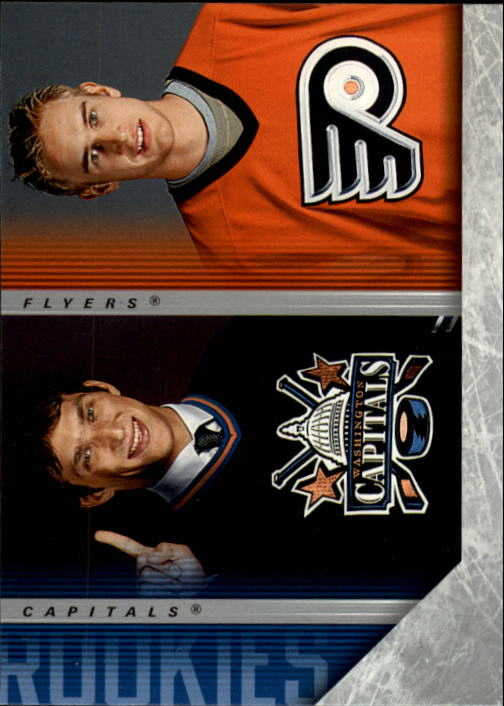 2005-06 Upper Deck #487 Alexander Ovechkin/Jeff Carter YG CL
