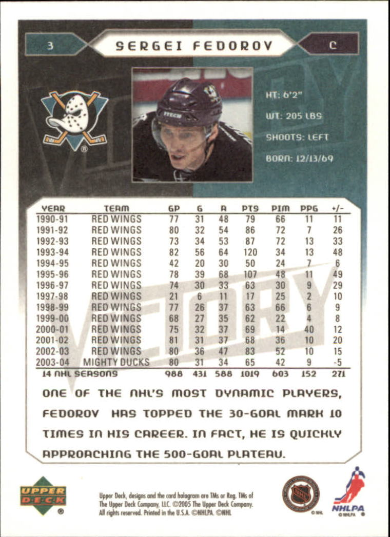 2005-06-Upper-Deck-Victory-Hockey-Cards-1-250-Pick-From-List thumbnail 7