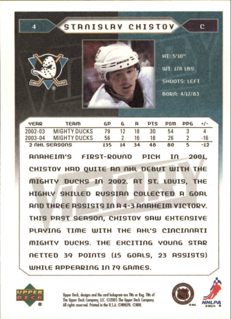2005-06-Upper-Deck-Victory-Hockey-Cards-1-250-Pick-From-List thumbnail 9